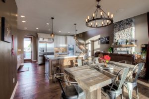 Dining and kitchen remodel littleton