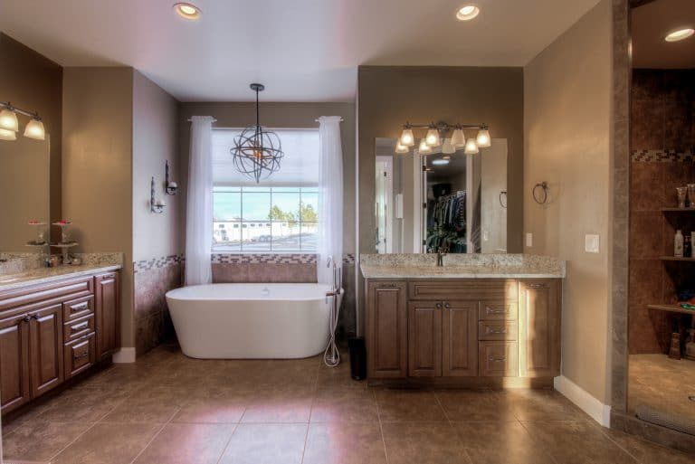 Modern Bathroom Littleton