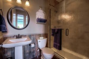 Dore and Sons Englewood Bathroom remodel